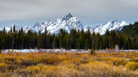 Pacific Creek Teton View