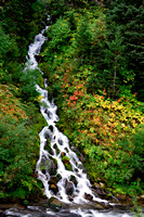 Swift Creek Falls in Autumn